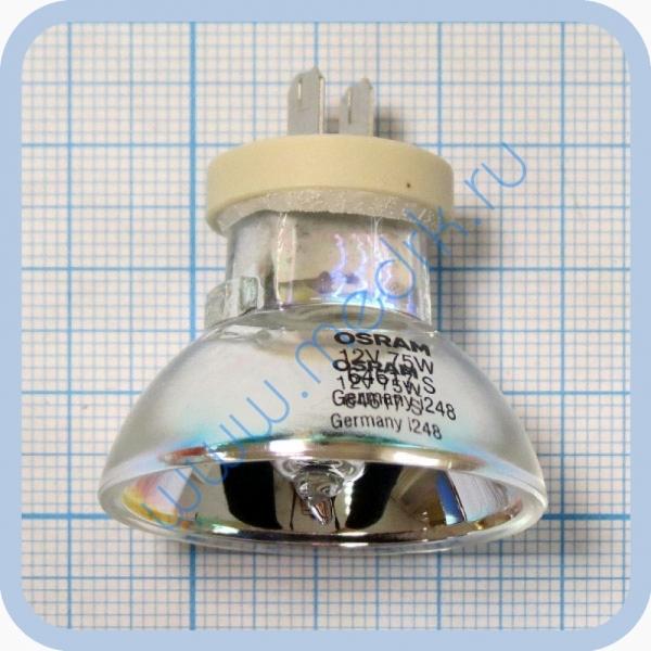 Лампа галогенная (галогеновая) Osram 64617S 12V 75W G5,3-4,8