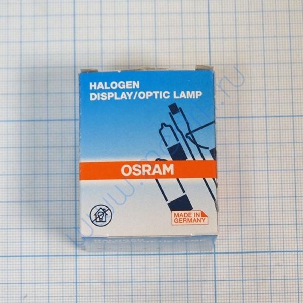 Лампа галогенная (галогеновая) Osram HLX 64634 15V 150W GZ6,35  Вид 11