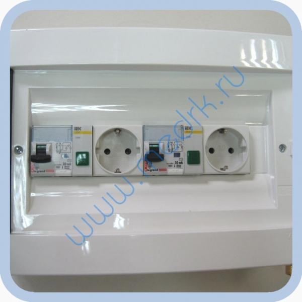 Щиток электрический ЩС Оптима с УЗО  Вид 1