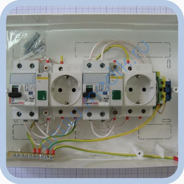 Щиток электрический ЩС Оптима с УЗО  Вид 2