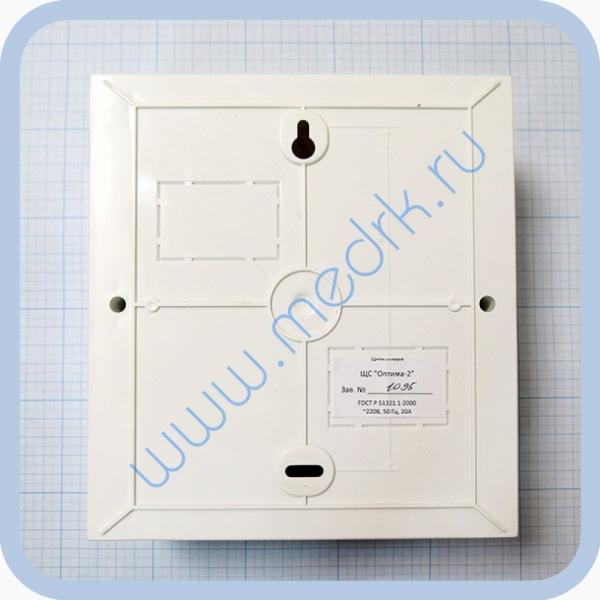 Щиток электрический ЩС Оптима-2 для физиокабинета  Вид 7