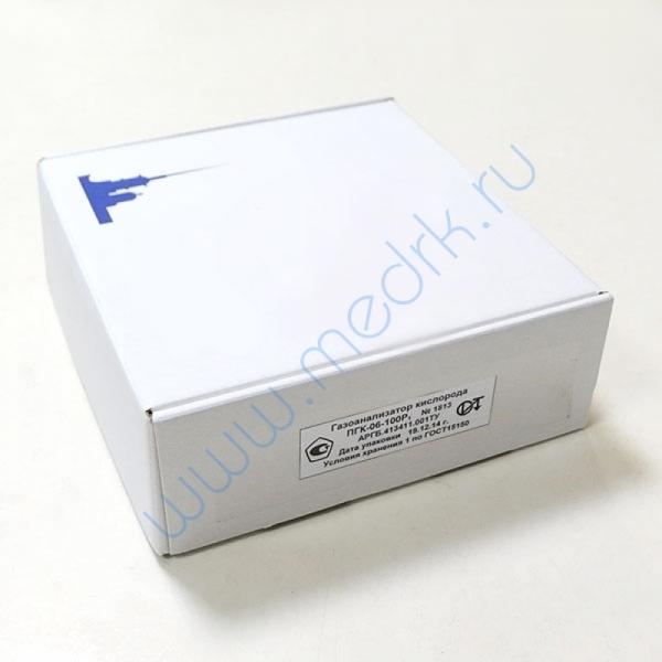 Анализатор кислорода портативный ПГК-06  Вид 1