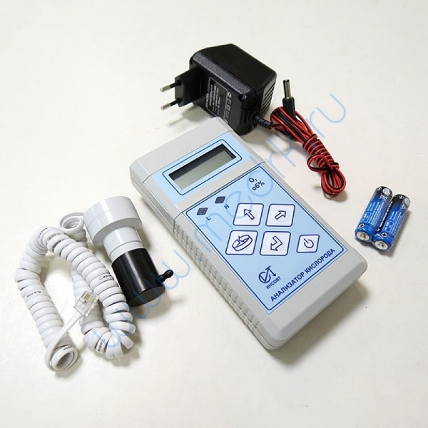 Анализатор кислорода портативный ПГК-06  Вид 2