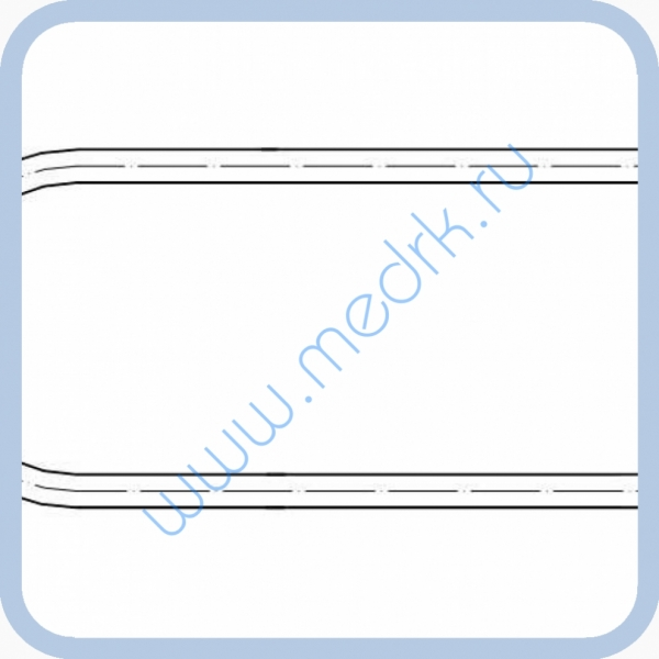 ТЭН 31.01.000 (0,4кВт, 110В, сталь, воздух)  Вид 2