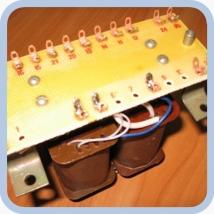 Трансформатор ТД 4-700-001-02