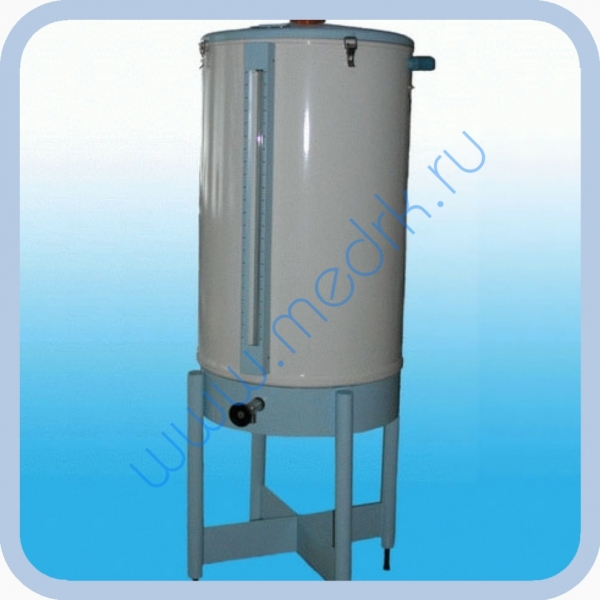 Сборник для хранения очищенной воды С-250-02  Вид 1
