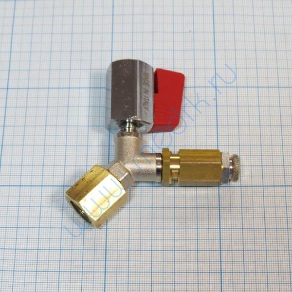 Клапан предохранительный ГК 25.02.600 (аналог)  Вид 3