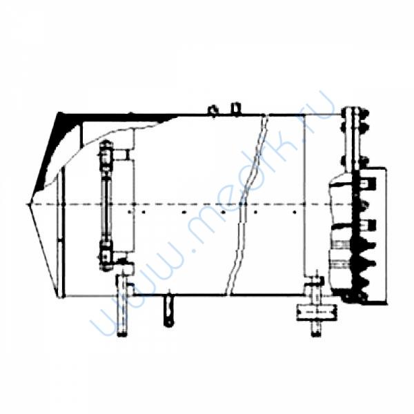 Парогенератор ГПД-700.02.000  Вид 1