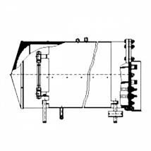 Парогенератор ГПД-700.02.000