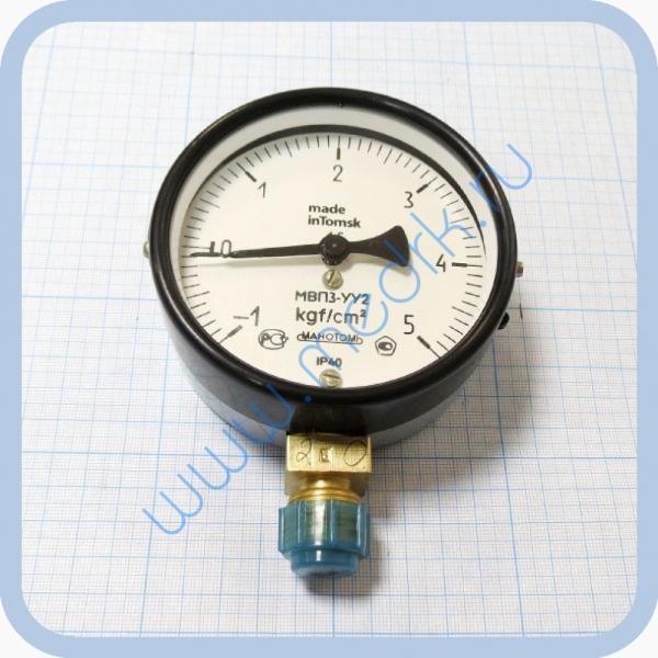 Мановакуумметр МВПЗ-УУ2-1-0-5  Вид 3