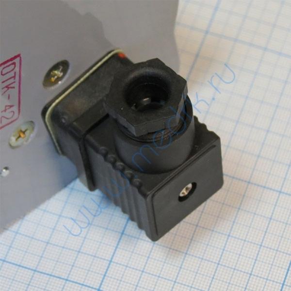 Манометр ДМ-2010 СгУ2 (0-400кПа) с фланцем исп. 5  Вид 5