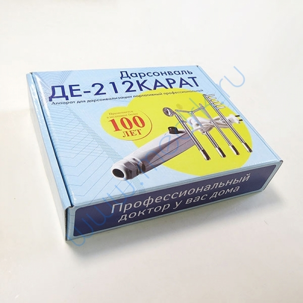 Дарсонваль КАРАТ ДЕ 212 с 4-мя электродами  Вид 1