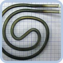 ТЭН электрический спиральный