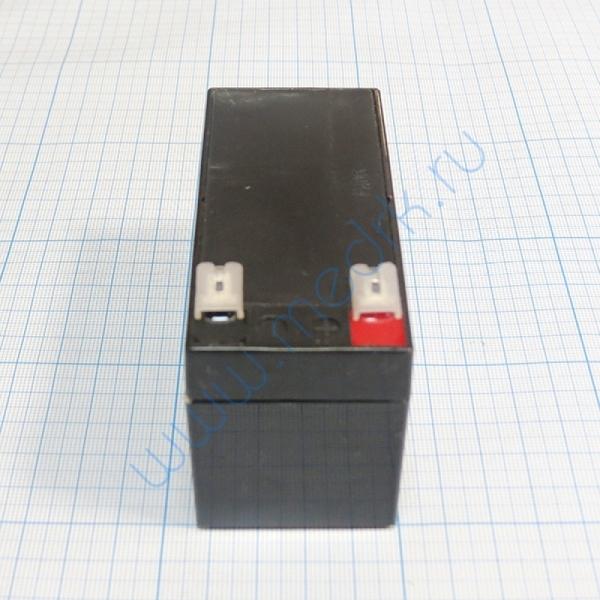 Аккумулятор для ЭКГ Schiller AT1/101 AN-12-1,3 1300 12 В Pb  Вид 2