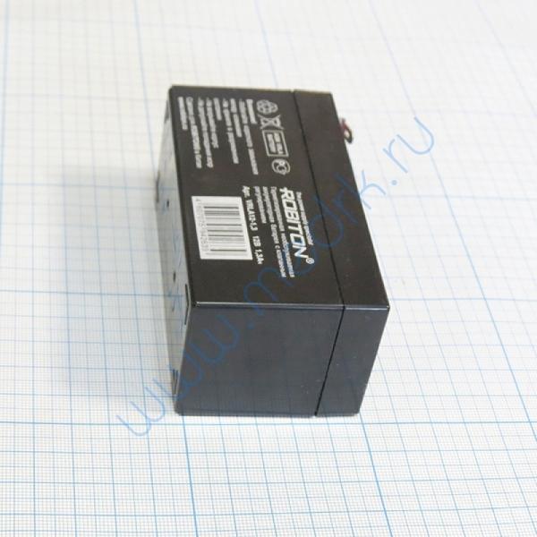 Аккумулятор для ЭКГ Schiller AT1/101 AN-12-1,3 1300 12 В Pb  Вид 5