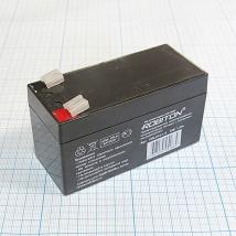 Аккумулятор для ЭКГ Schiller AT1/101 AN-12-1,3 1300 12 В Pb