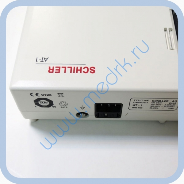Электрокардиограф SCHILLER CARDIOVIT AT-1  Вид 15
