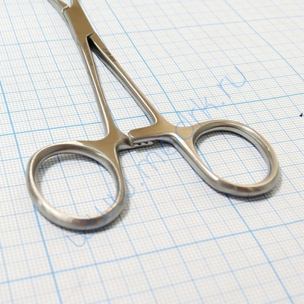 Зажим (Цапка) для операционного белья J-18-010  Вид 6