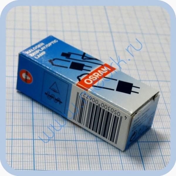 Лампа галогенная (галогеновая) Osram HLX 64640 24V 150W G6,35  Вид 1