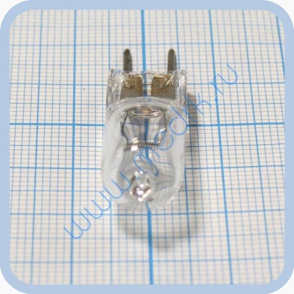 Лампа галогенная (галогеновая) Osram HLX 64640 24V 150W G6,35  Вид 6