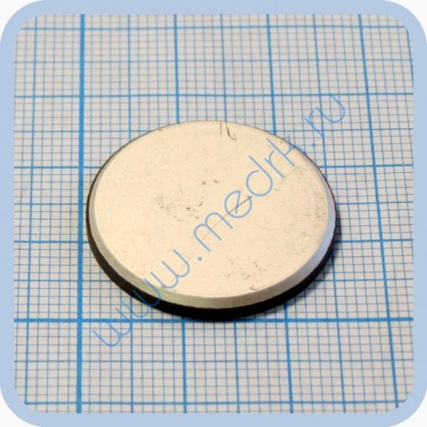 Пьезоэлемент тА7.124.006 к ИУТ 0,88-4.04ф для УЗТ  Вид 2