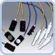 Электрод ЭЭГ плоский (с проводом)