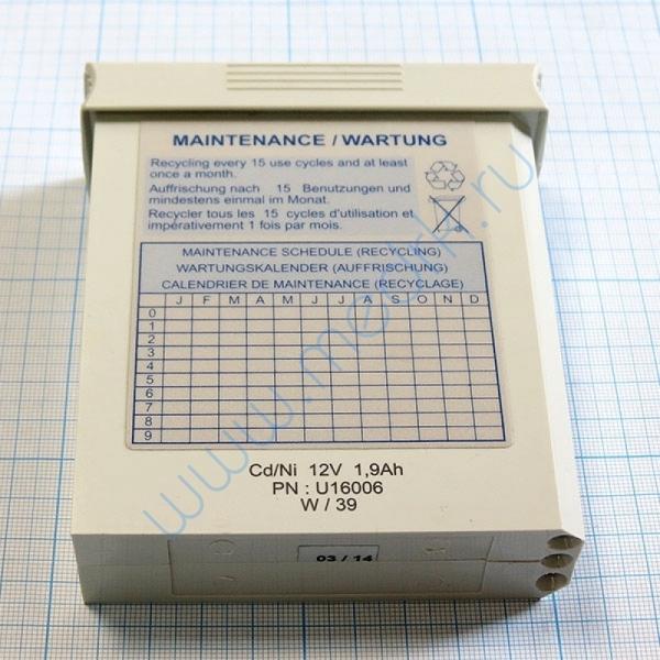 Аккумулятор U16006 12V 1,9Ah Ni-Cd  Вид 5