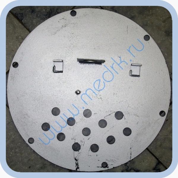 Крышка ЦТ129М.02.050 для парогенератора ЦТ129М.02.000 стерилизатора ГК-100-3  Вид 1