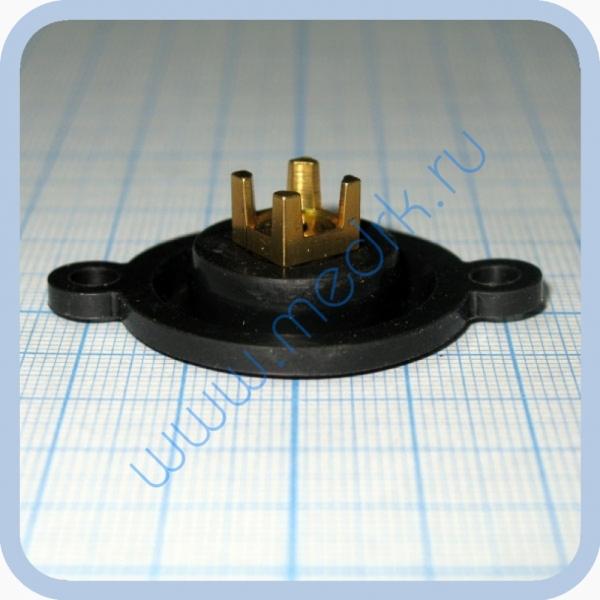 Мембрана EPDM 306.110 SP для клапана стерилизаторов  Вид 2