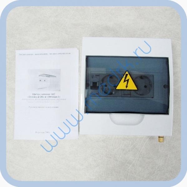 Щиток электрический ЩС Оптима-2-ЗК  Вид 3