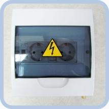 Щиток электрический ЩС Оптима-2-ЗК