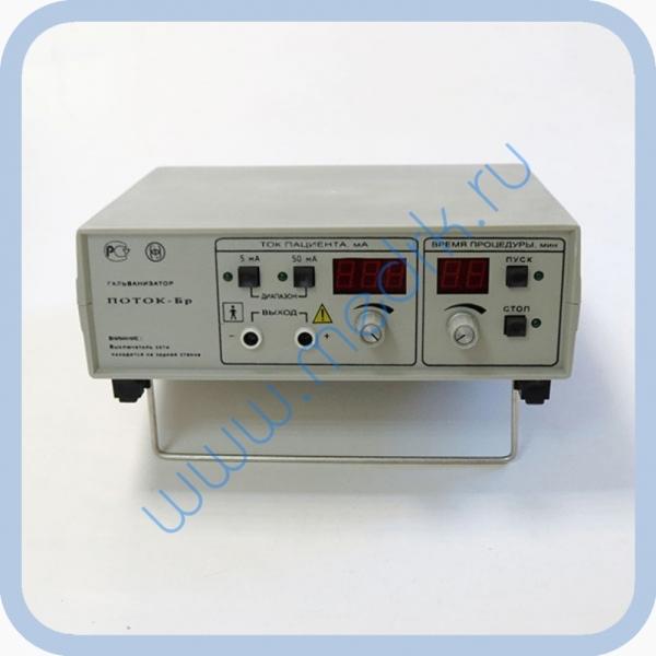 Аппарат Поток-Бр для электрофореза и гальванизации  Вид 5