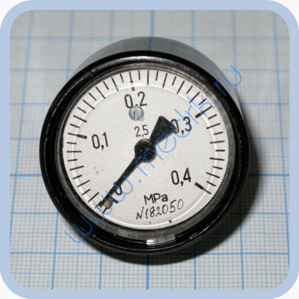 Манометр показывающий М-1/4 0,4 МПа  Вид 1