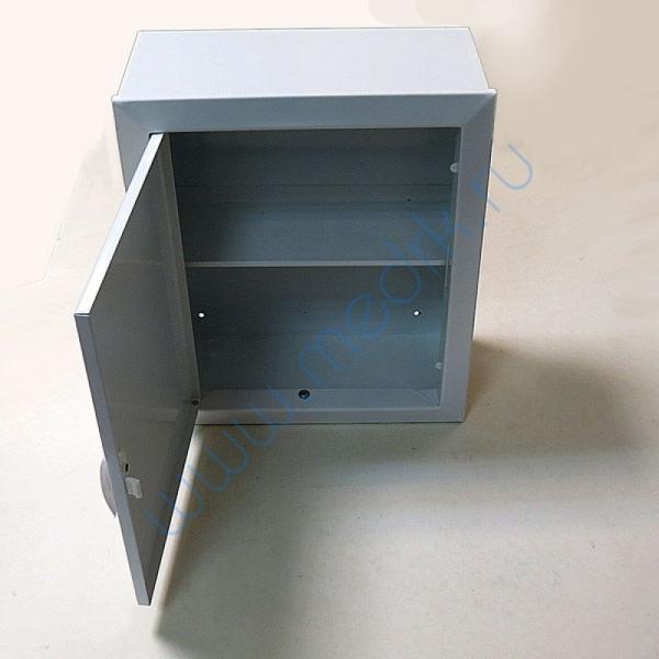 Аптечка 2 металлическая настенная (330х280х140)  Вид 6