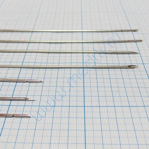 Комплект игл для озонирования физ.растворов (4 штуки - 180 мм, 4 штуки - 90 мм)    Вид 5