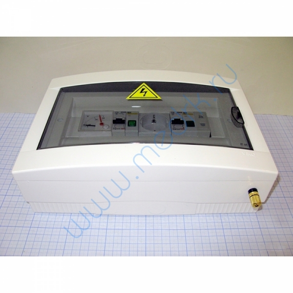 Щиток электрический ЩС Оптима-В с вольтметром  Вид 4