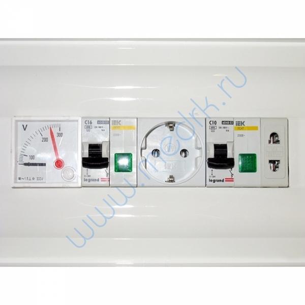 Щиток электрический ЩС Оптима-В с вольтметром  Вид 6