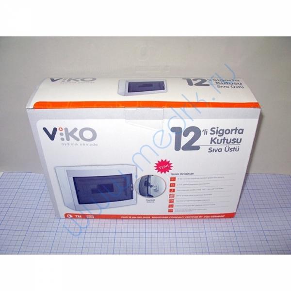 Щиток электрический ЩС Оптима-В с вольтметром  Вид 7