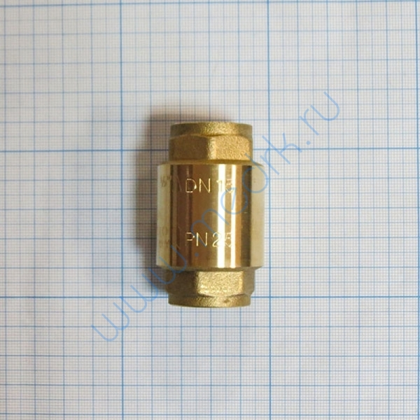 Клапан обратный 1/2″ для стерилизатора ГК-100-5  Вид 9