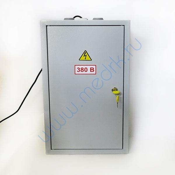 Щит электрический 3-х фазный с вольтметром  Вид 3