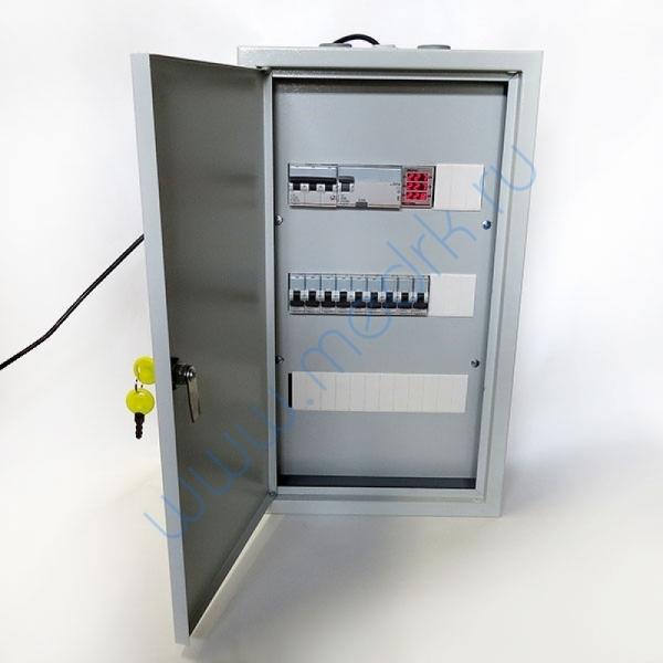 Щит электрический 3-х фазный с вольтметром  Вид 5