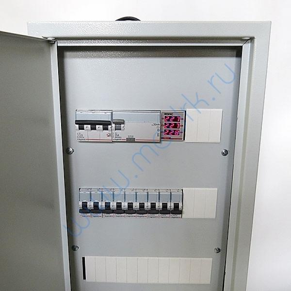 Щит электрический 3-х фазный с вольтметром  Вид 6