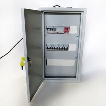 Щит электрический 3-х фазный с вольтметром
