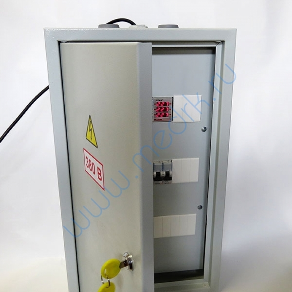 Щит электрический трехфазный ЭЩР-Ф-А-9 с вольтметром  Вид 7