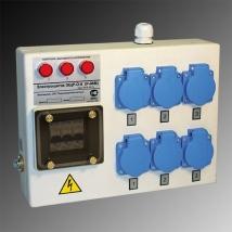 Электрощиток IP54 ЭЩР-О-6 (Р-06М)