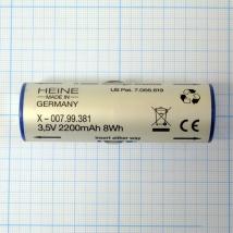 Аккумулятор Li-ion Heine X-007.99.381