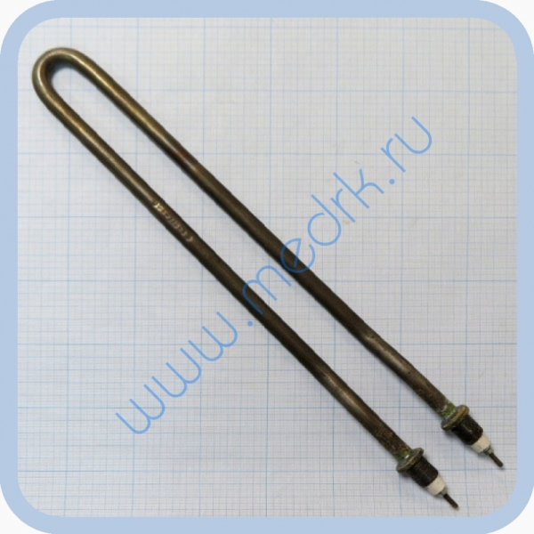 ТЭН 87.05.000 (2,0 кВт, нерж/сталь, вода) для ГК-25-2  Вид 1