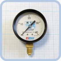 Манометр ДМ02-063-1-М кл. 1.5 (0..40 кгс/см2)