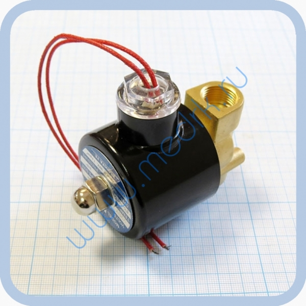 Клапан электромагнитный GD-ALL 12/0110 для DGM-80   Вид 1