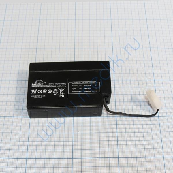 Батарея аккумуляторная AN-12-0,8 для ЭКГ ЭК3Т-12-03 Альтон  Вид 2